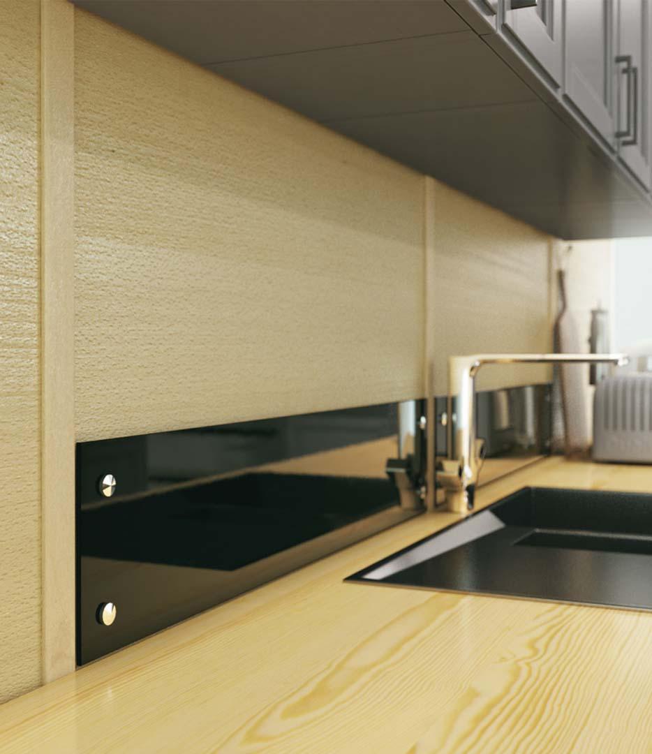 k chen modernes landhaus zuchel k che. Black Bedroom Furniture Sets. Home Design Ideas